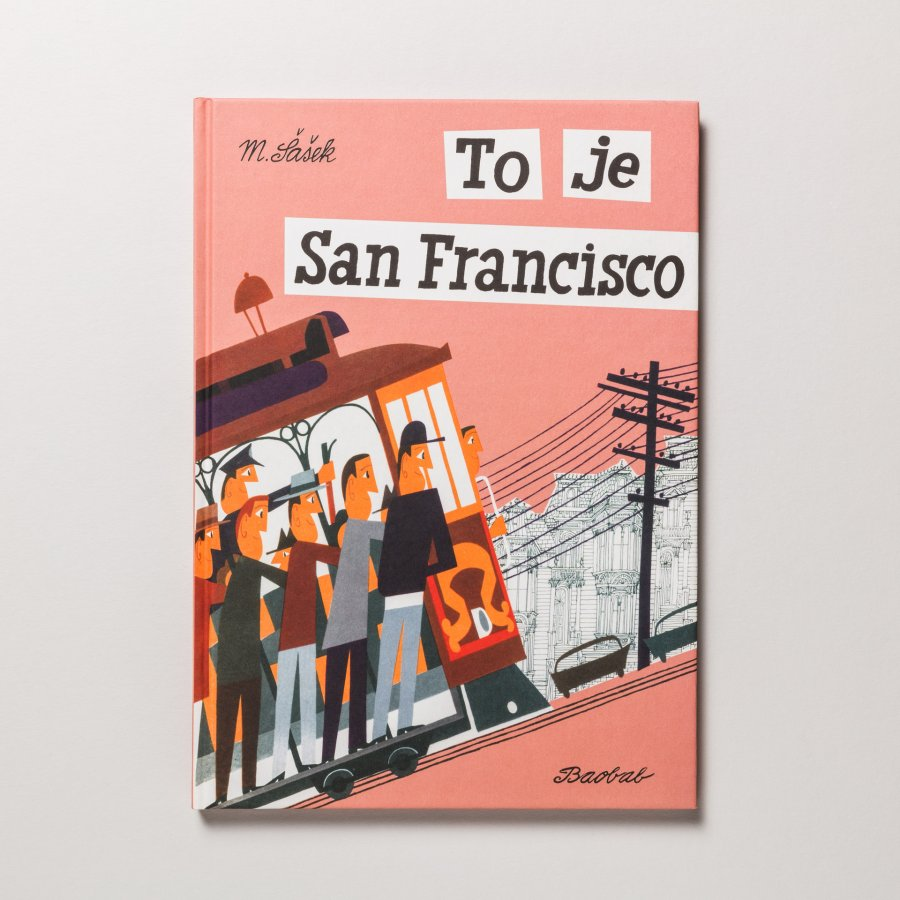 To je San Francisco